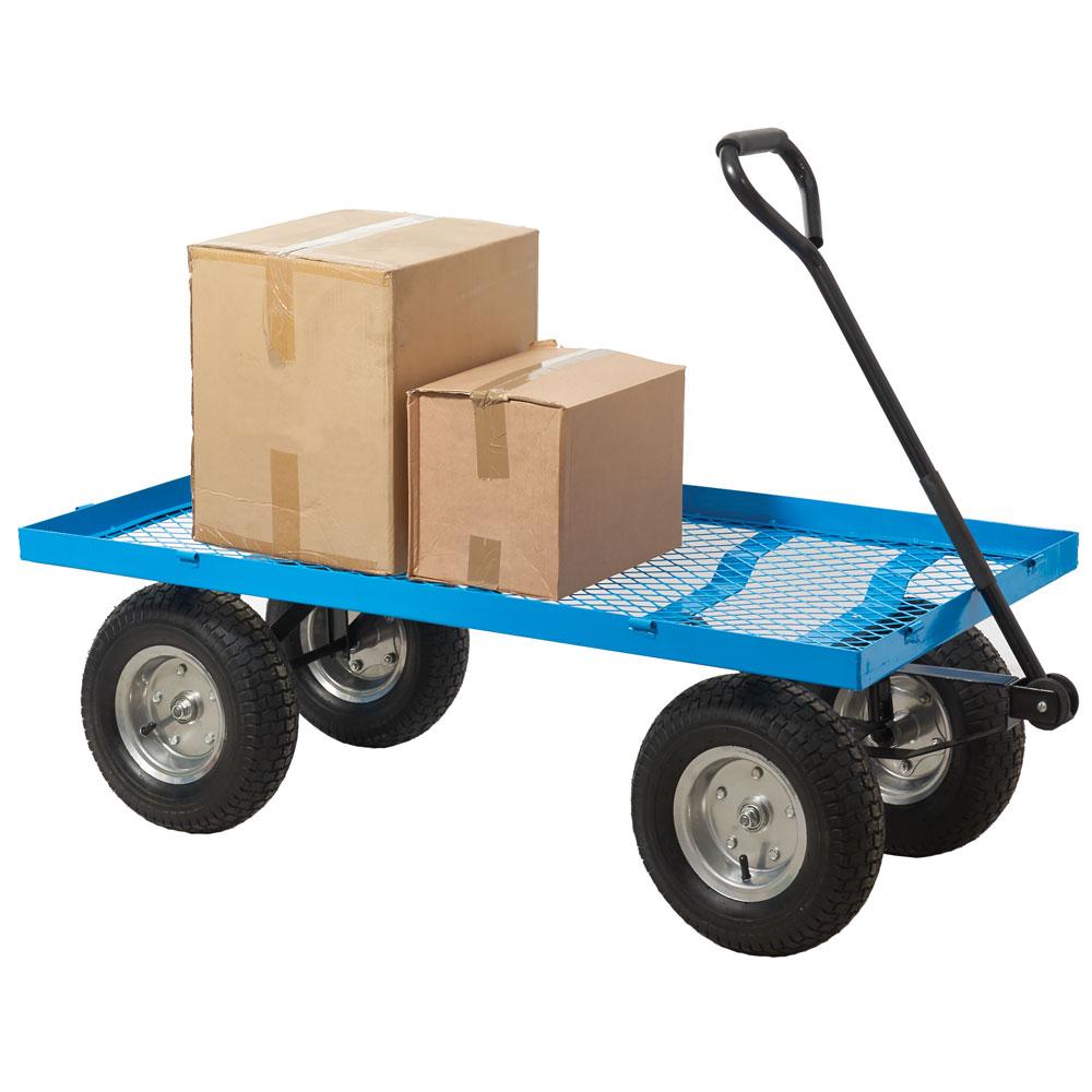 Mesh Platform Truck 250kg Capacity