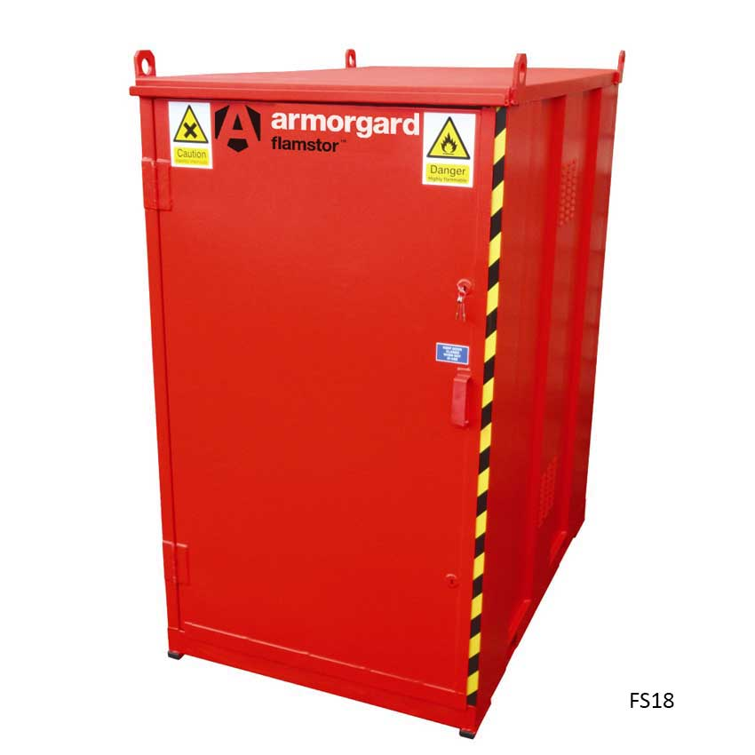 Flamstor Fire Resistant Storage Vaults For Flammables