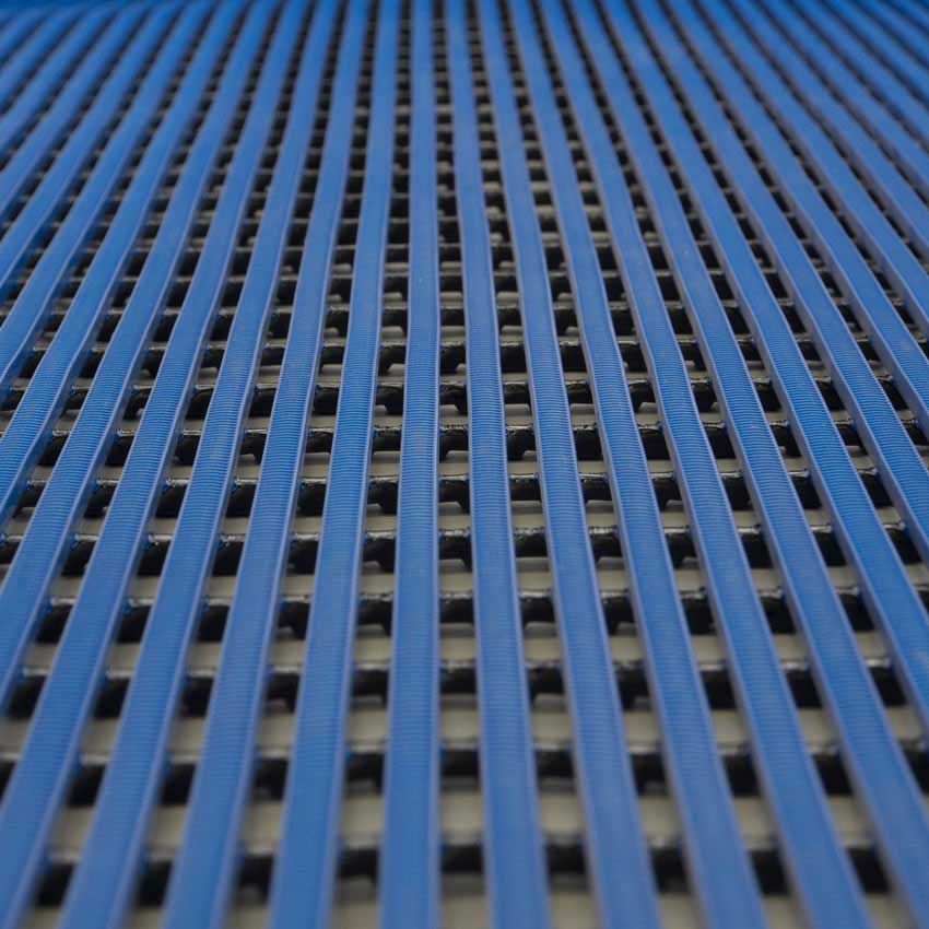 Heronrib Pvc Grid Leisure Matting 10 5mm Thick Per Roll