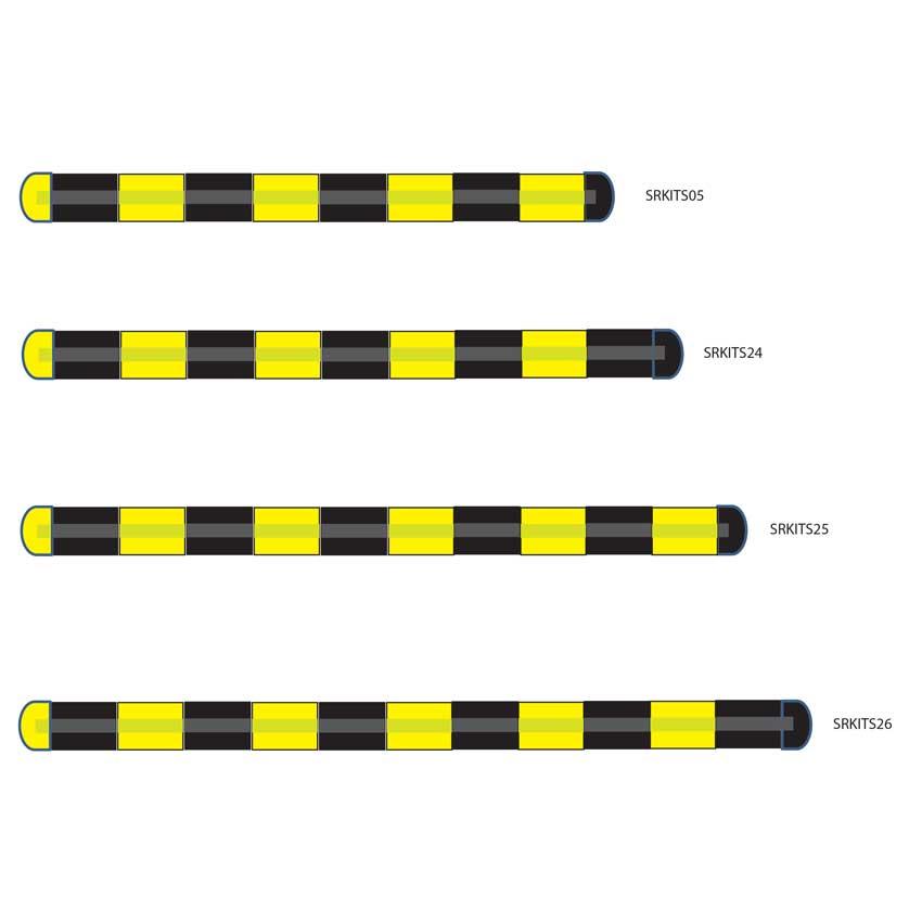10mph Speed Ramp Bundles Up To 5 85m Long