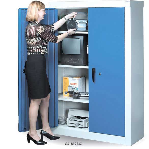 Welded Security Cupboards - ESE Direct