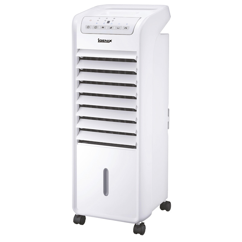 2-in-1 Evaporative Air Cooler and Humidifier