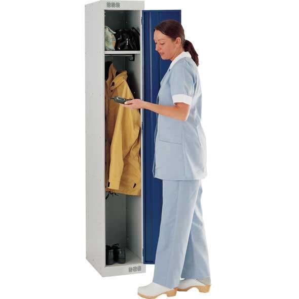Standard single door Metal Lockers
