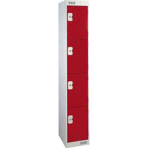 Standard 4 door Metal Lockers