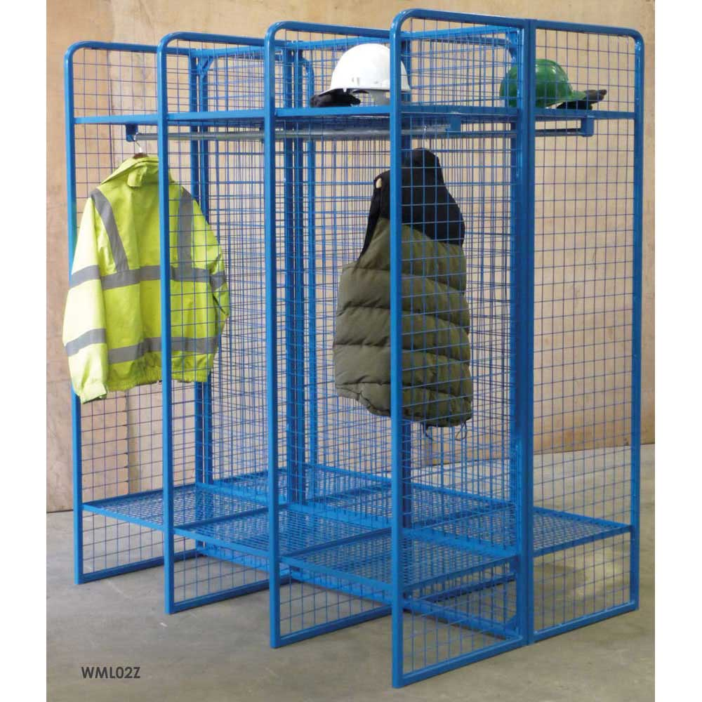 Wire Mesh Lockers - ESE Direct