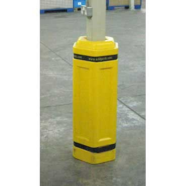 Column Protectors To Protect Racking And Beams Ese Direct