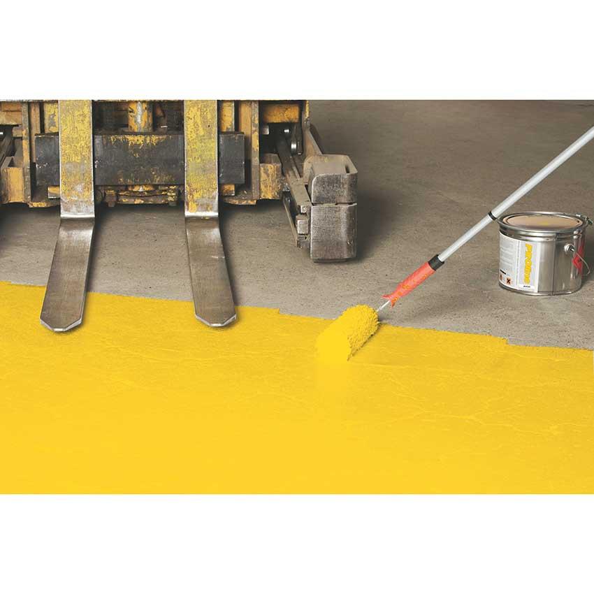 PROline Industrial Floor Paint   Anti Slip