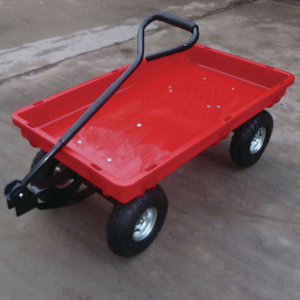 Plastic Body Box Truck, with Optional Sides and Ends