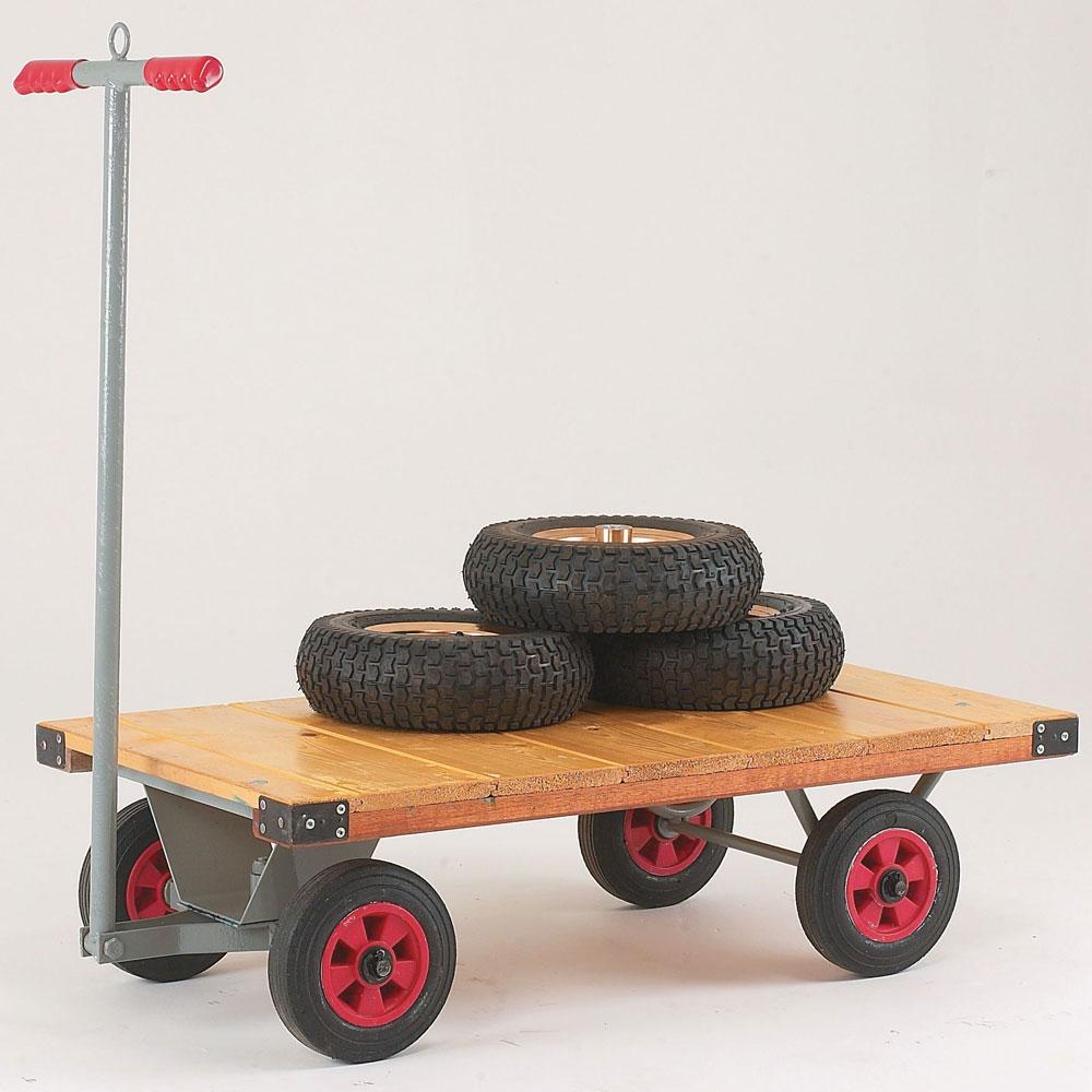 Lightweight Platform Trucks with 150kg Capacity