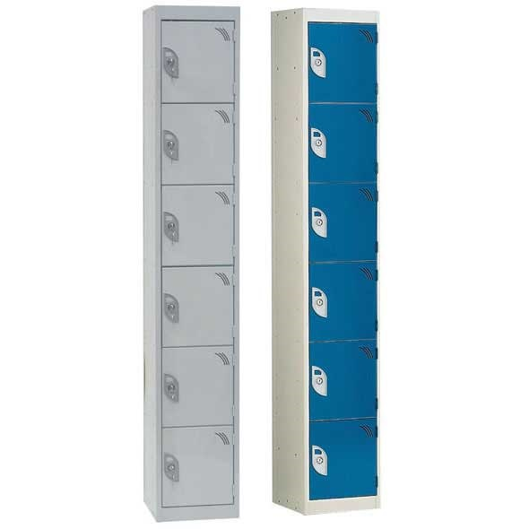 6 compartment / 6 door Steel Lockers  sc 1 st  ESE Direct & 6 compartment / 6 door Steel Lockers - ESE Direct