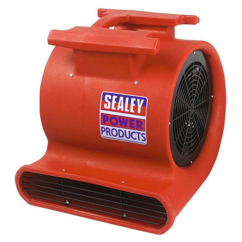 Air Blower Work : Sealey air blowers dryers