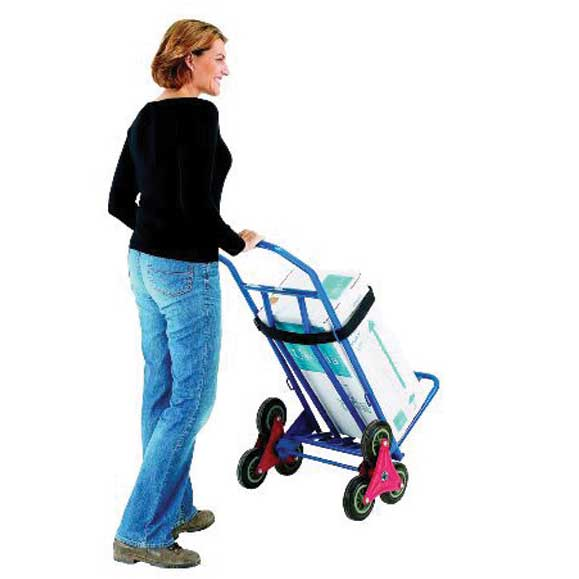 Extra Wide Stairclimber Trolley
