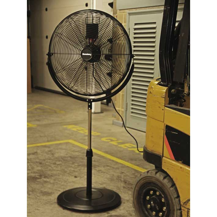 High Velocity Industrial Fans : Sealey quot industrial high velocity pedestal fan ese direct