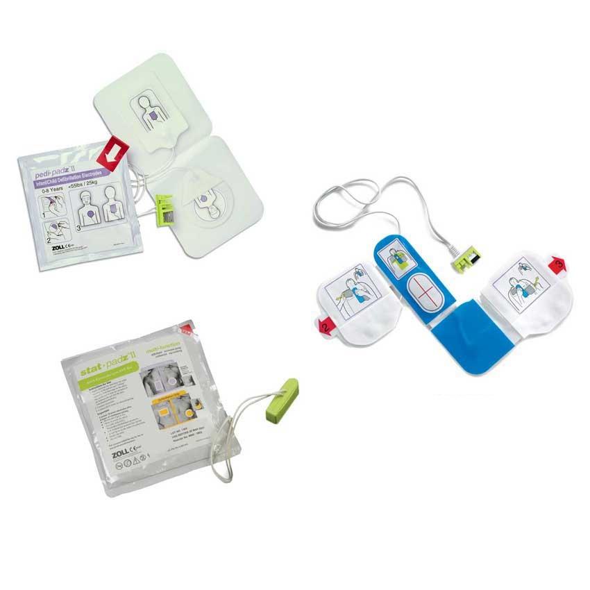 Accessories For Zoll AED Plus Defibrillators