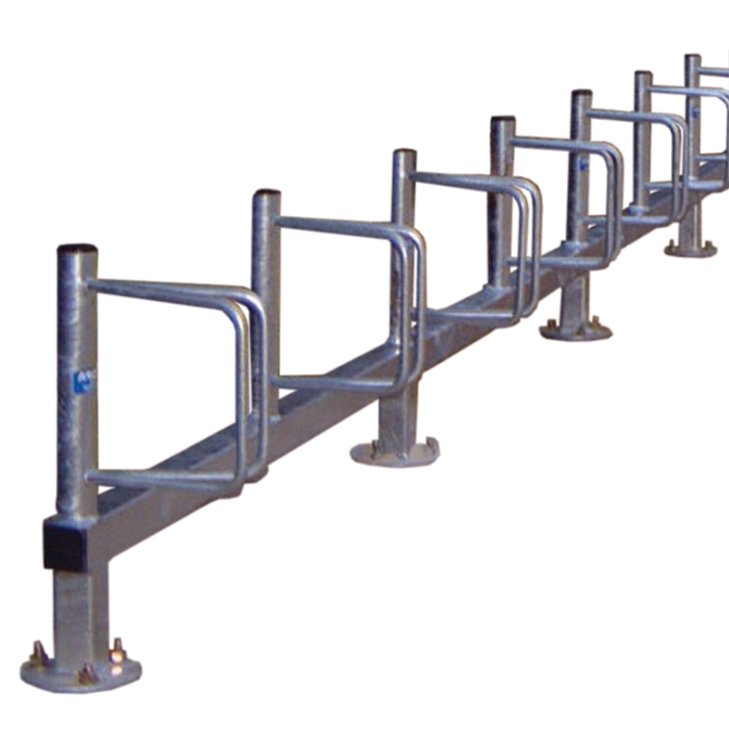 Bike Storage Racks Rail Mounted