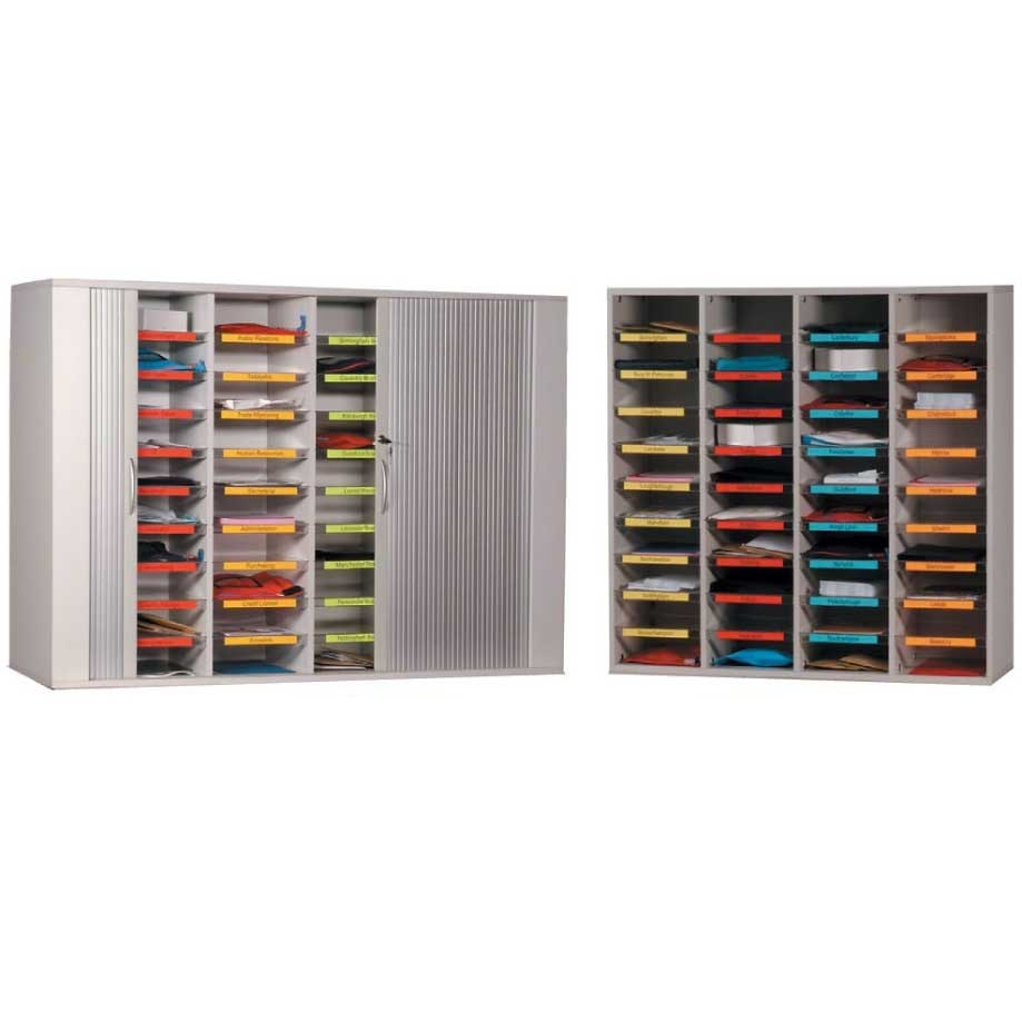 Lockable Pigeon Hole Postal Sorting Unit Ese Direct