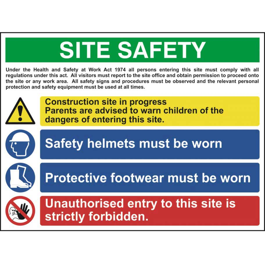 safety on construction site essay Construction industry research papers look at the different milestones in work safety for construction workers in the united states.
