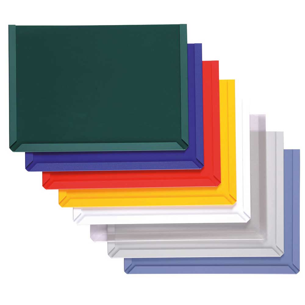 A3 A4 Document Display Pockets Magnetic Backed Ese