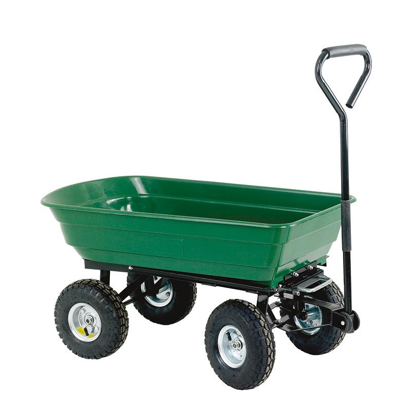 Dumping Cart, 125 Litre Capacity