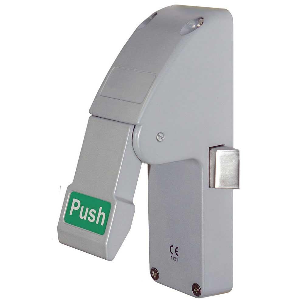 Emergency Exit Single Door Push Pad With Panic Latch Ks93