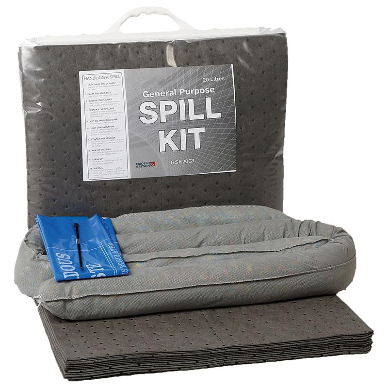 Emergency Spill Kits Handy Truck Amp Tanker Kit Ese Direct