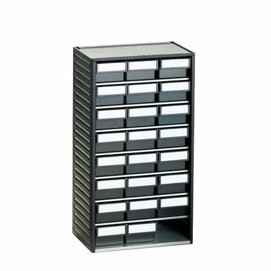 ESD Small Parts Storage   Small Cabinet With Polypropylene Housing