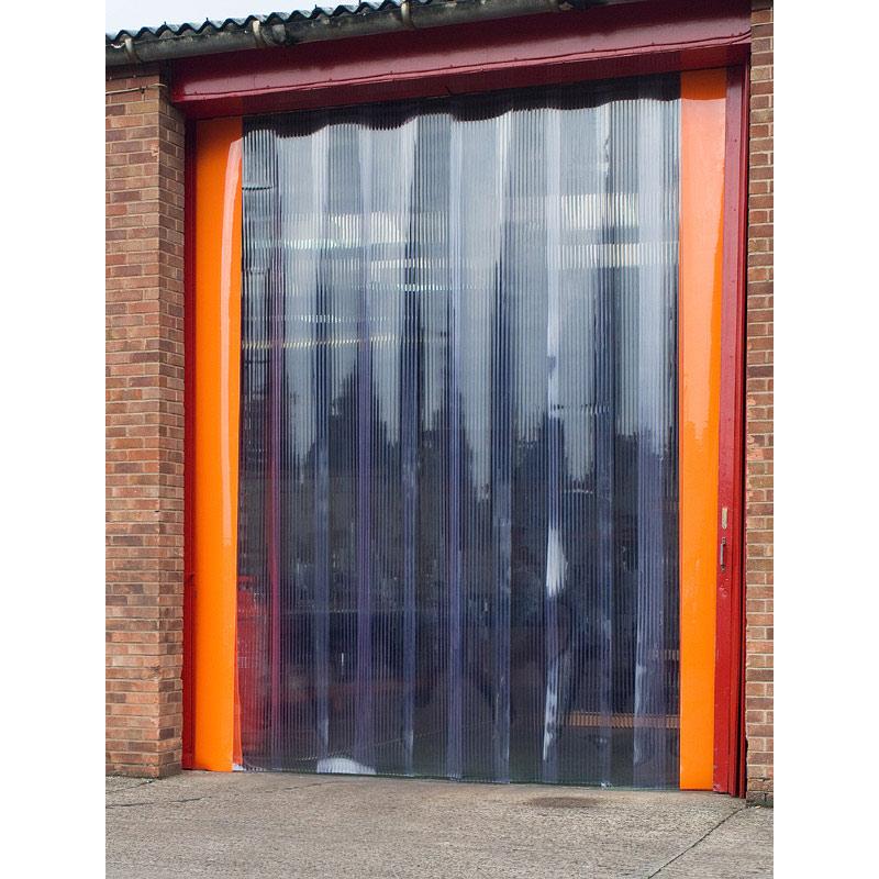External Doorway PVC Strip Curtains
