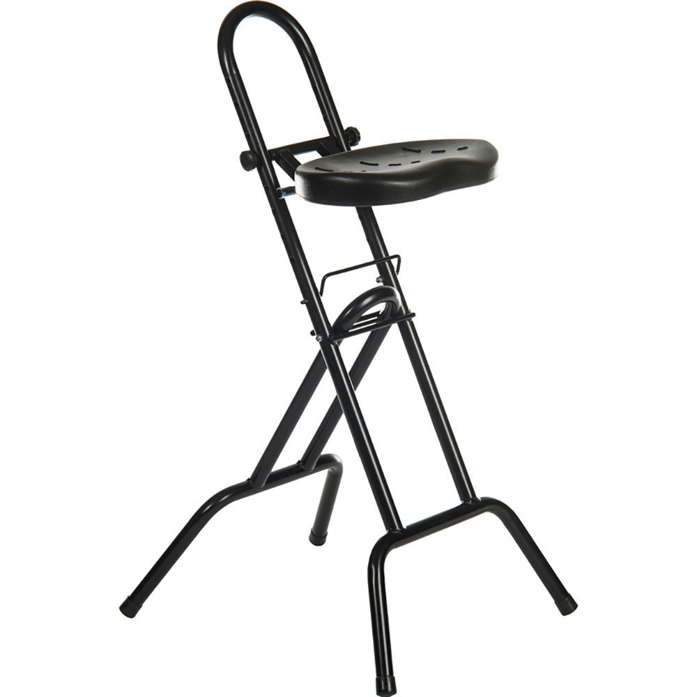 folding sitstand support stool