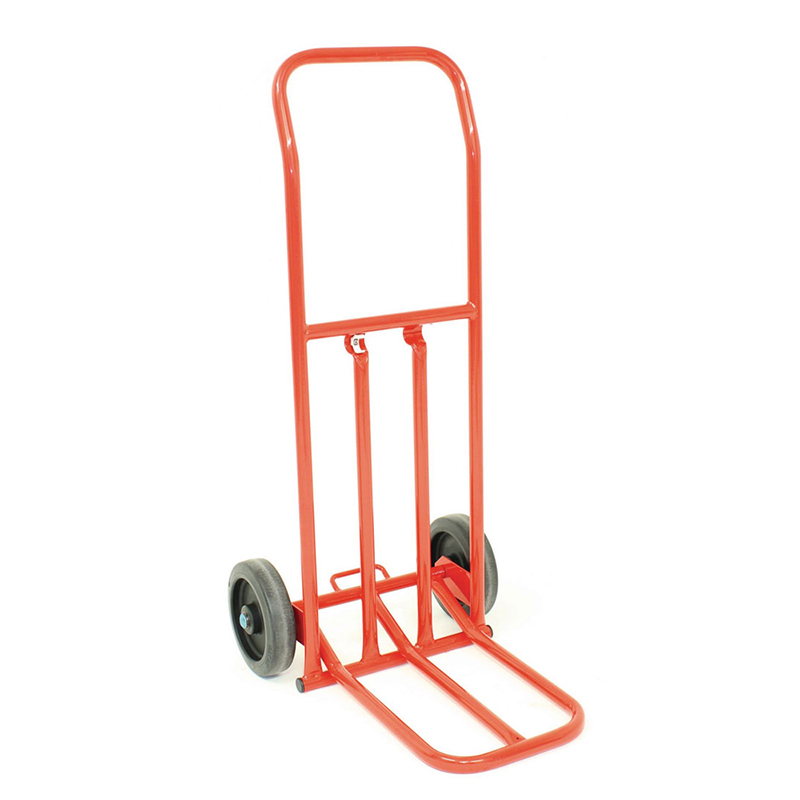 ergonomically design push cart to reduce