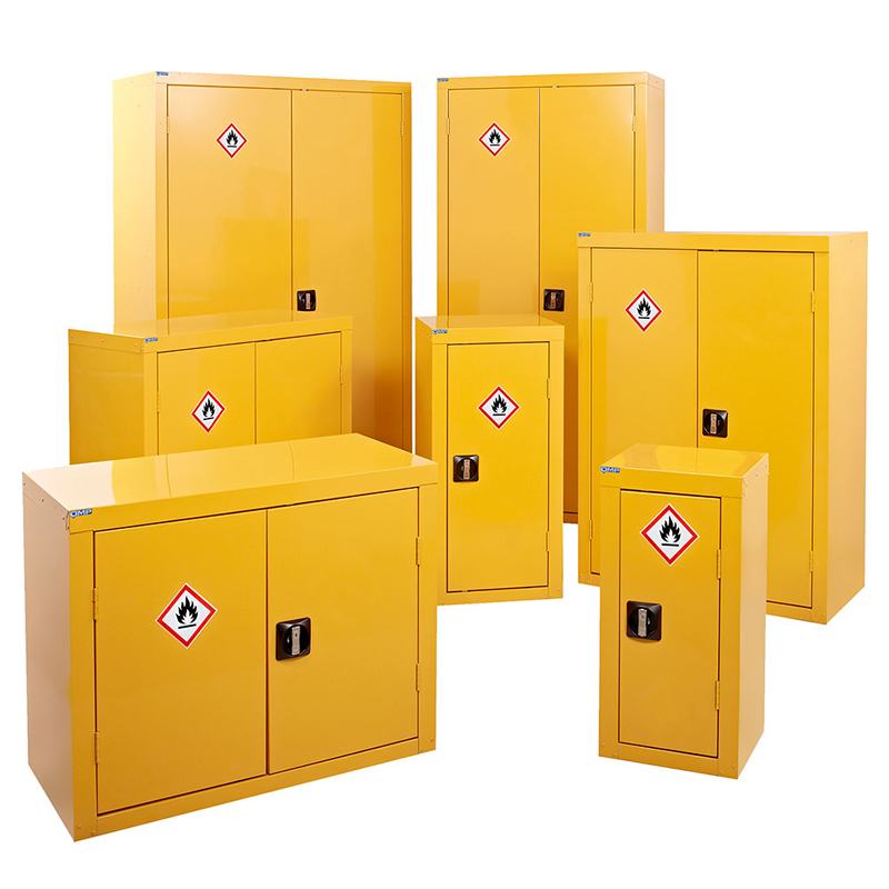 Hazardous Materials Storage Cupboards