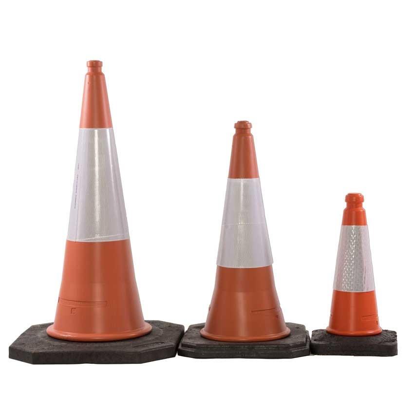 Highwayman 2 Piece Traffic Cones Ese Direct