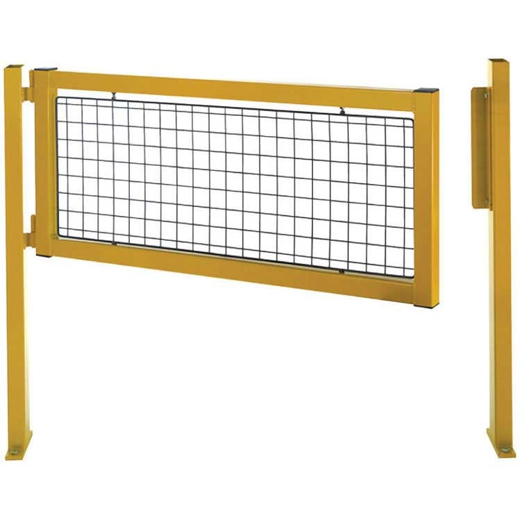 Hinged Gates For Pedestrian Safety Barriers Ese Direct