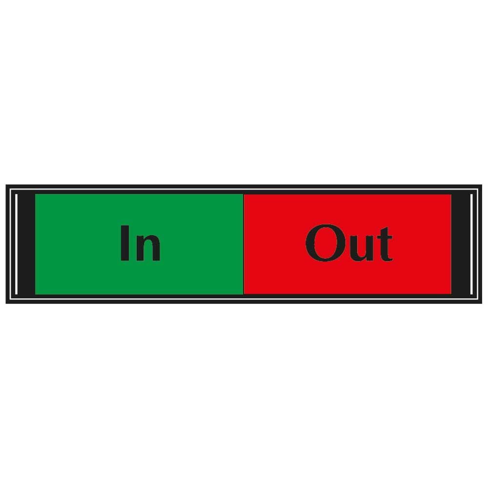 in out sliding sign for doors g6db io. Black Bedroom Furniture Sets. Home Design Ideas