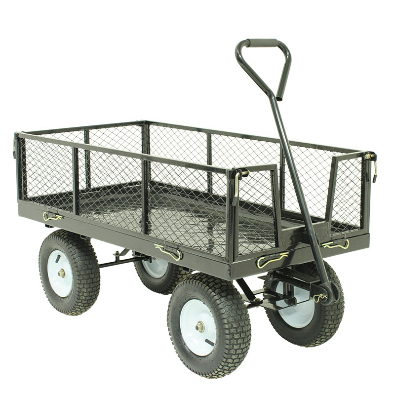 Industrial Platform Trucks 350kg Capacity Ese Direct