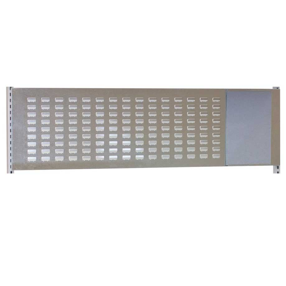 Louvre Panel Back with Pin Board for BA/BC/BQ/BS Workbenches