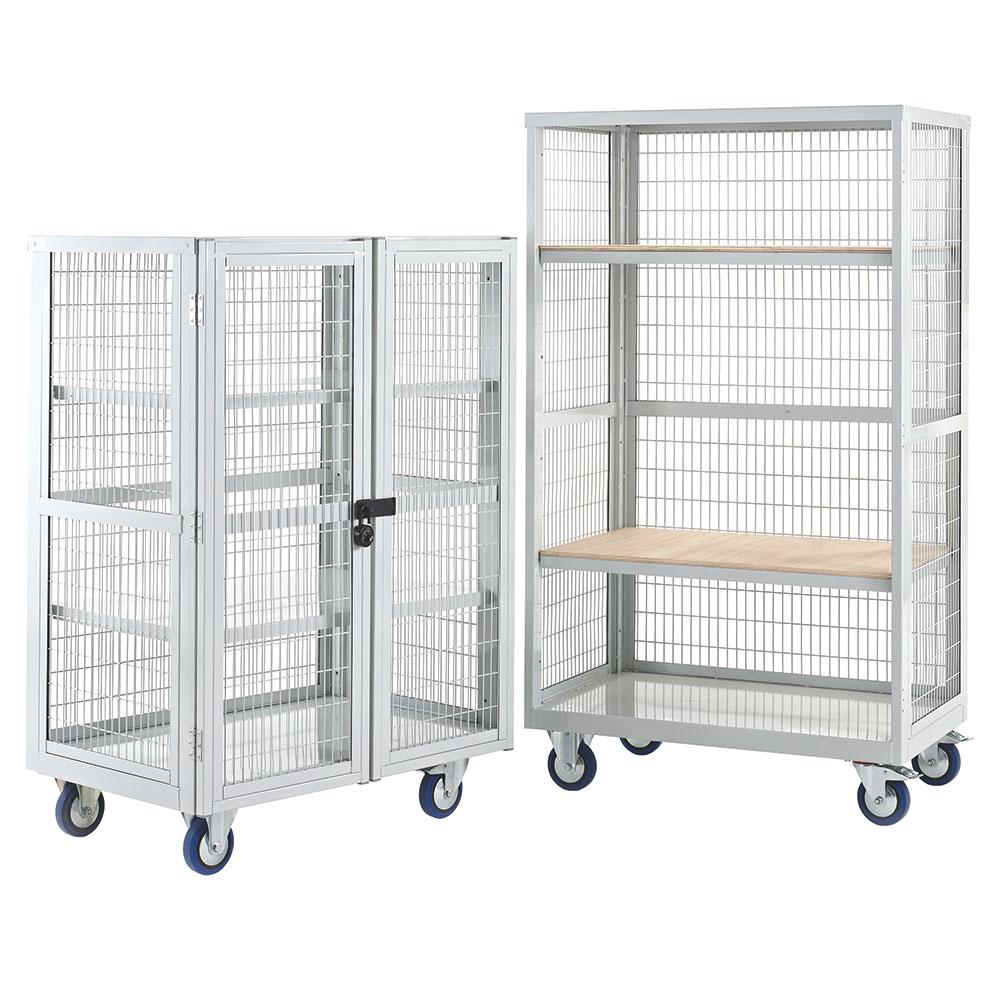 Mobile Distribution Trolleys