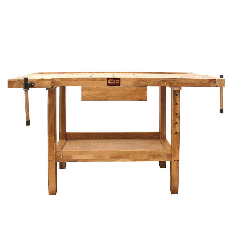 Swell Oak Wooden Work Bench Uwap Interior Chair Design Uwaporg