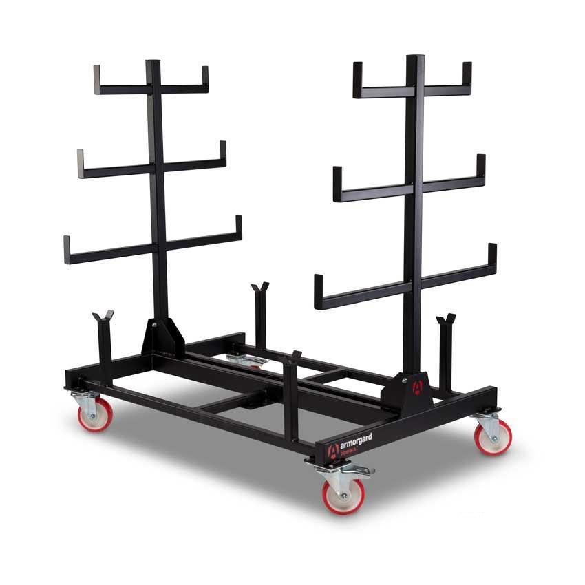 piperack mobile storage units. Black Bedroom Furniture Sets. Home Design Ideas