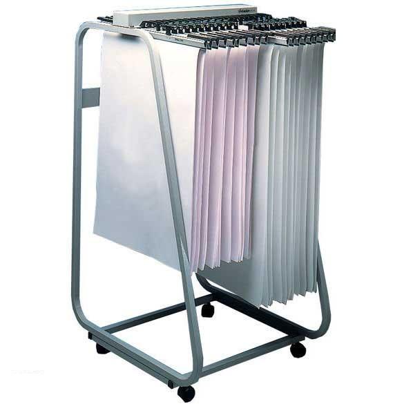 Plan Hanger Drawing Storage Trolleys (upto 20 Hangers)