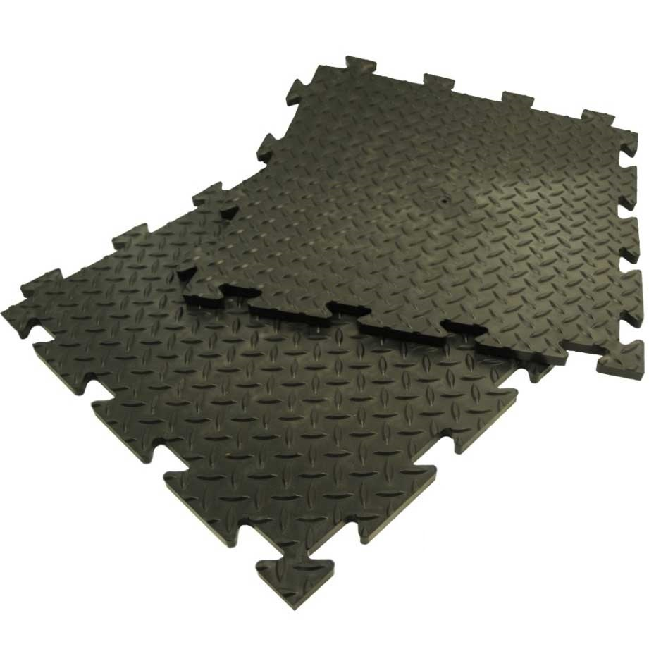 Chex Checker Plate Tile Flooring Ese Direct