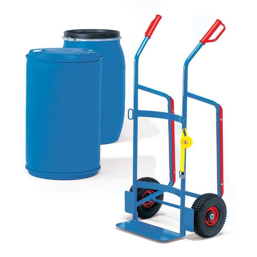 Plastic Drum Trolleys Ese Direct