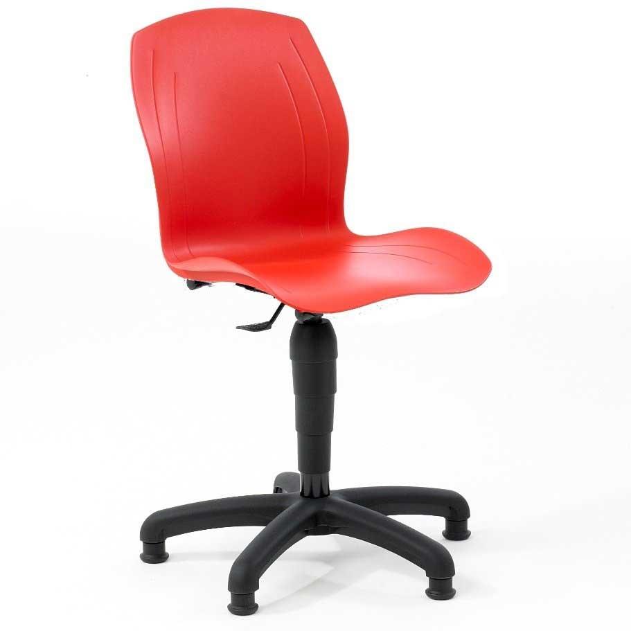 polypropylene industrial swivel chairs plastic swivel chair