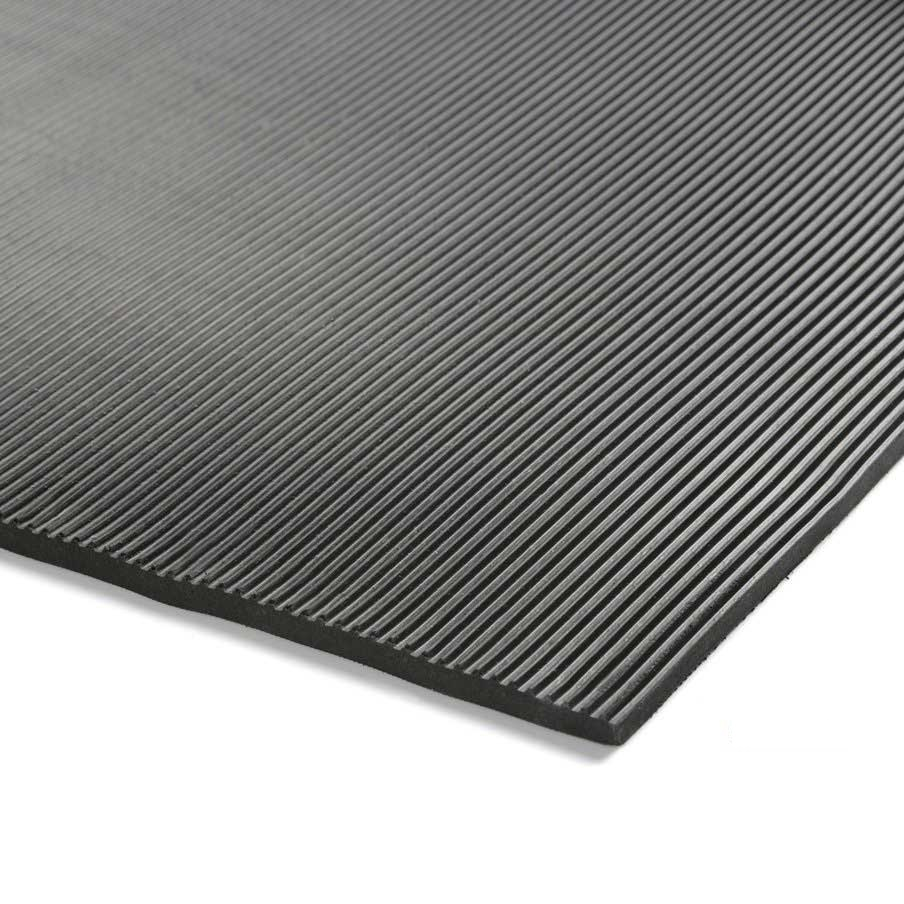 Ribbed Rubber Electrical Safety Matting 6mm Thick Price