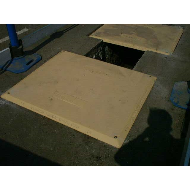 Roadplate Trench Cover