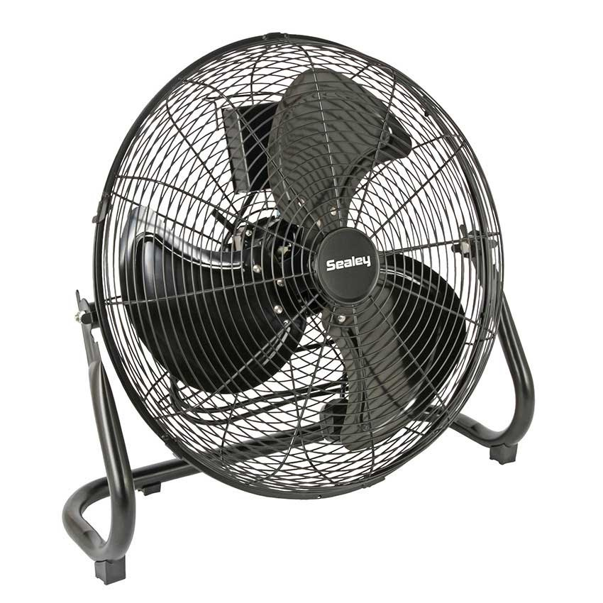 High Velocity Industrial Fans : Sealey quot industrial high velocity fan