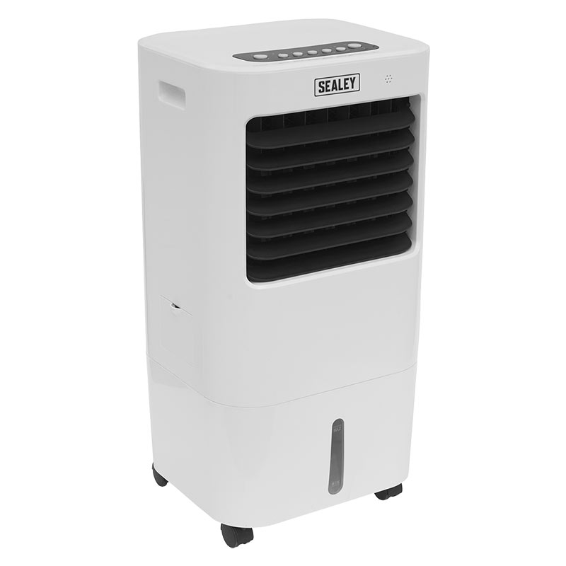 Sealey 3-in-1 Air Cooler, Purifier & Humidifier with Timer