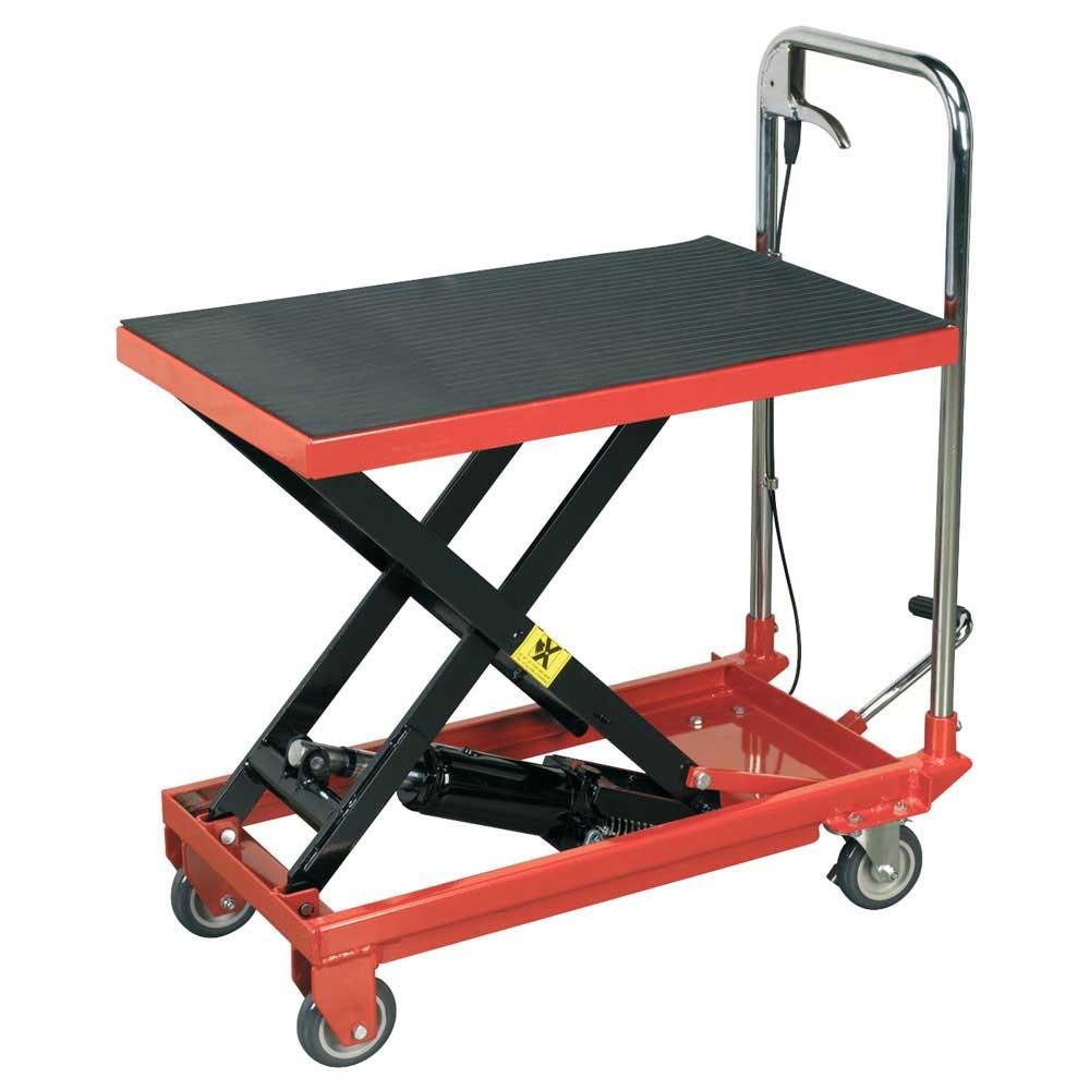 Hydraulic Platform Trucks Move Heavy Items Around Your