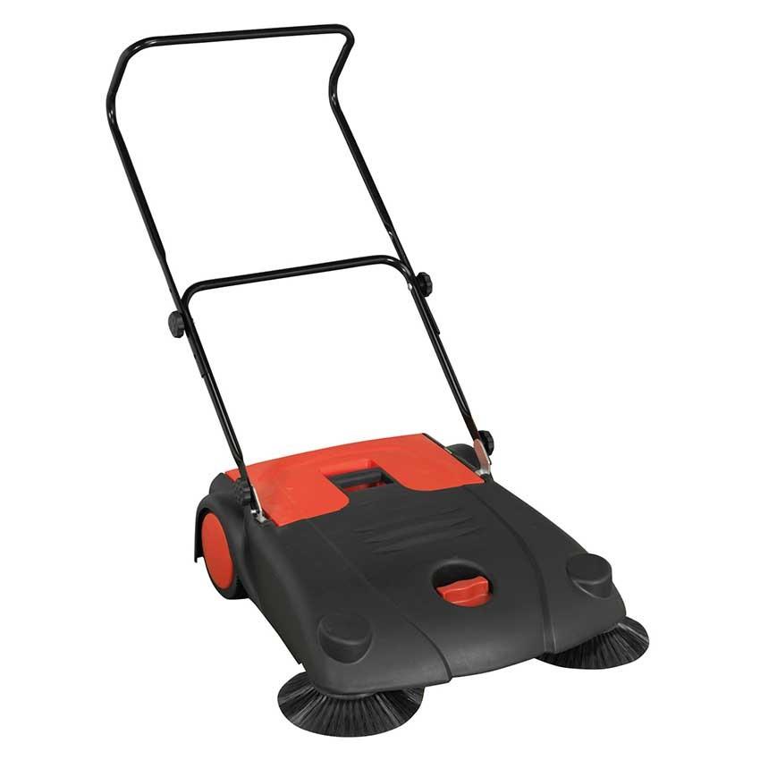 Sealey Industrial Push Floor Sweepers