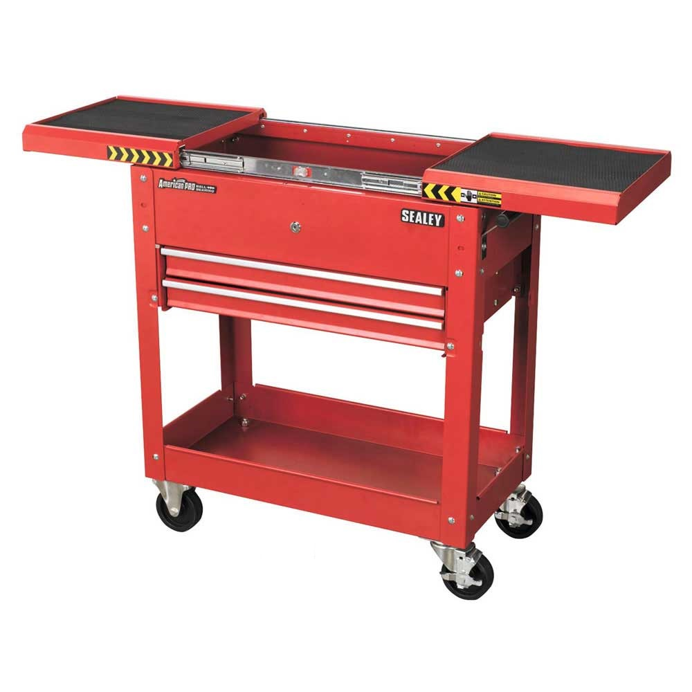 Sealey Sliding Top Tool Trolleys Ese Direct