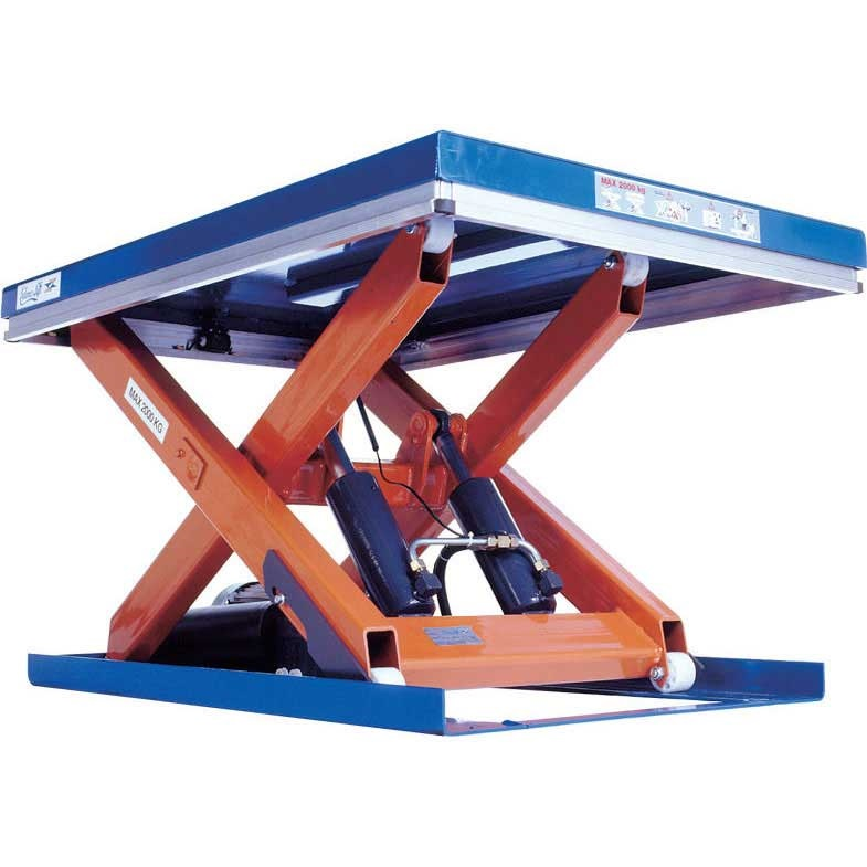 single scissor lift tables 1 000kg to 10 000kg capacity ese direct rh esedirect co uk pallet lift table for sale pallet lift table with ramp